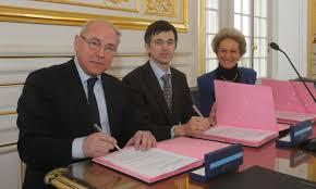 chambre des notaires de versailles signature d une convention pour une préparation au mariage civil