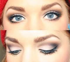 wedding day eye makeup blue eyes weddings makeup looks
