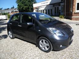 used toyota yaris tr diesel cars for sale motors co uk