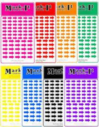 choose color mark it stickers arrow stickers choose a color maptacks com