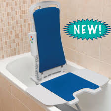 bath chair lift mobroi com drive medical blue whisper ultra quiet bathtub lift super easy