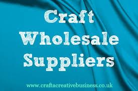 craft wholesalers