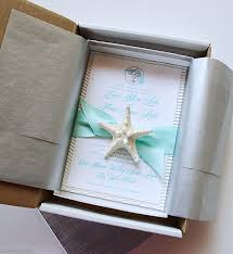 box wedding invitations wedding invitations florida destination wedding invitations