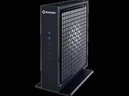 Modem Internet Light Blinking Rogers Advanced D3 Gateway Modem Unboxing Review Youtube