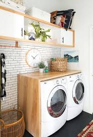 laundry in kitchen ideas 164 best laundry rooms images on pinterest