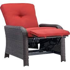 recliners impressive outdoor wicker recliner chair images brown