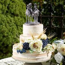 one cake topper two trails become one cake topper montana silversmiths