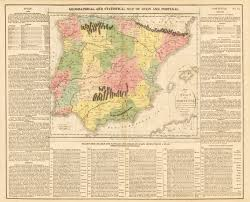 Map Of Mexico 1821 Antique Map Of Spain And Portugal 1821 Hjbmaps Com U2013 Hjbmaps Com