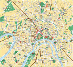 Metro Moscow Map Pdf by Large Moscow Maps For Free Download And Print High Resolution