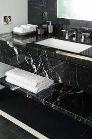 bathroom white and black marble wallpaper carrara marble tile