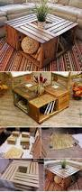 Wine Crate Coffee Table Diy by 30 Unique Coffee Tables Cool Design Ideas For Unusual Living