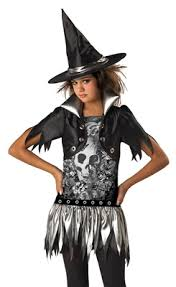 Girls Witch Halloween Costumes Witch Halloween Costumes