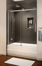 bathroom glass door installation tub with glass door u2013 seoandcompany co