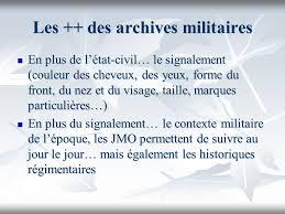 bureau central des archives administratives militaires sandrine heiser 9 septembre ppt télécharger