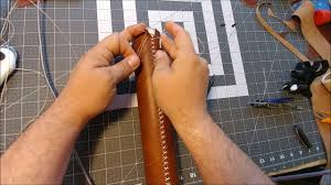 Leather Map Make A Leather Map Case By Hexadecimil Youtube