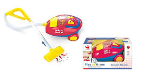 Toy Vaccum Cleaner Meeyum Toy Vacuum Cleaner Pretend Play With Light And Sou