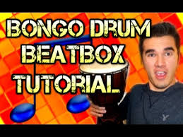 tutorial bongo drum beatbox how to beatbox like bongo drums youtube