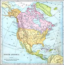 United States Map With Longitude And Latitude Lines And Cities by North America Latitude And Longitude Map Latin America Map With