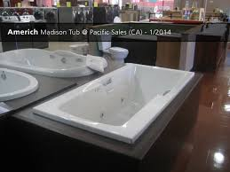 Pacific Sales Kitchen Faucets Americh Madison Tub Pacific Sales Ca 2014 Americh