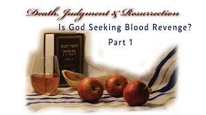 Seeking Blood Bolotnikov Judgment Resurrection Is God