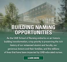 uab of nursing building
