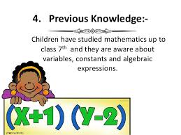 algebraic expressions grade 6 ppt all the best expression in 2017