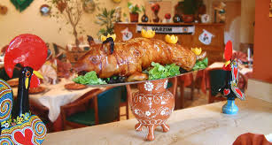 cuisine du cochon l arcade portugaise
