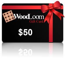 gift card on sale 50 woodloom gift card woodloom