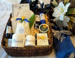 relaxation gift basket spa basket blissful balance