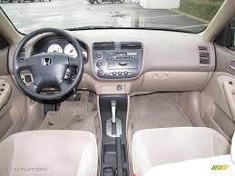 honda civic lx 2002 beige interior 2002 honda civic lx sedan photo 42136427