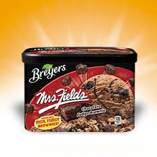 mrs fields brownies breyers indulgent mrs fields chocolate brownie