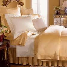 sferra giotto sateen bedding collection frontgate