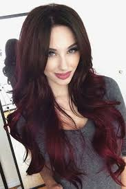 hombre style hair color for 46 year old women 17 great ombre styles for darker ombre hair dark ombre hair