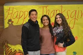 raiders host 2nd annual thanksgiving school