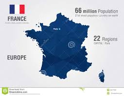 Where Is France On The Map by France On Map Of Europe France On Map Of Europe Spainforum Me
