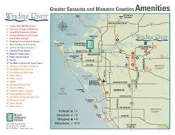 Anna Maria Florida Map by Map Of Sarasota And Bradenton Florida Welcome Guidemap To