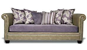 chesterfield pull out sofa wayfair settee purple slipcover sofa grey pull out studded