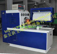 Injection Pump Test Bench Xbd 619s Fashion Design Beautiful Appearance Digital Display Data
