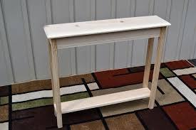 Slim Entry Table Slim Entryway Table