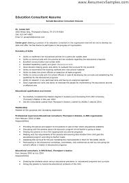 Consulting Resumes Examples by Resume Examples Education Section Skills Section Resume Examples