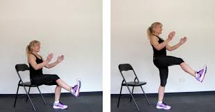 Chair Squat 2016 Shape Up T3 Week 4 Square Box Fitness