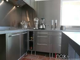 cuisine inox ikea inox cuisine en image