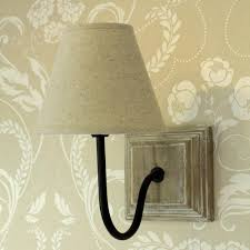 Wall Light Shades Beige Linen Cottage Wall Lamp 007 Lamps U0026 Lights Pinterest