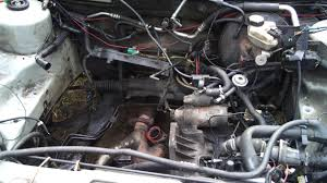 picture request mk2 empty engine bay v6 petrol engines mk1