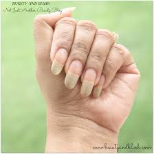 manicure care of your hands and nails my nail care routine beauty and blush