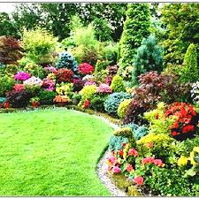 garden exquisite small garden landscaping ideas green front yard