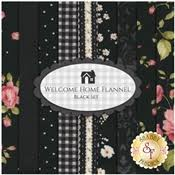 welcome home flannel by shabby fabrics and jennifer bosworth for