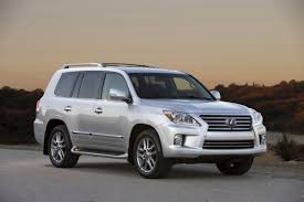 lexus suv 2013 lexus lx 570 suv with new look