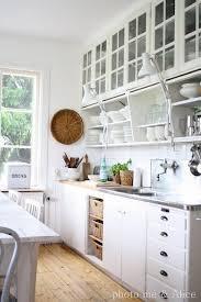 open kitchen cabinets open shelving below cabinets search open