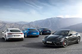 2018 black porsche panamera porsche panamera turbo 2018 black wallpapers hd cool car design